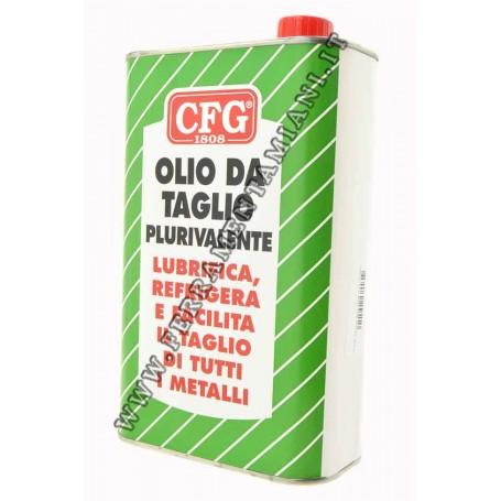 OLIO DA TAGLIO PLURIVALENTE DA 1 LT CFG ART. L00702