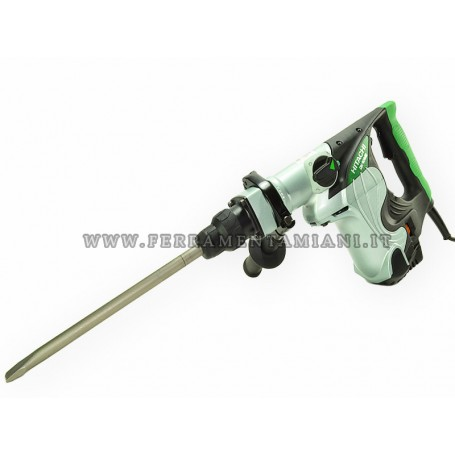 MARTELLO DEMOLITORE PROFESSIONALE COMBINATO HITACHI DH 40MR art. HTM93223741