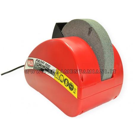 Smerigliatrice Da Banco Ad Acqua.Smerigliatrice Elettrica Da Banco Ad Acqua Mod Profi200 Valex